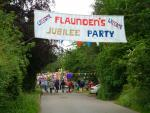 Flaunden Jubilee Party
